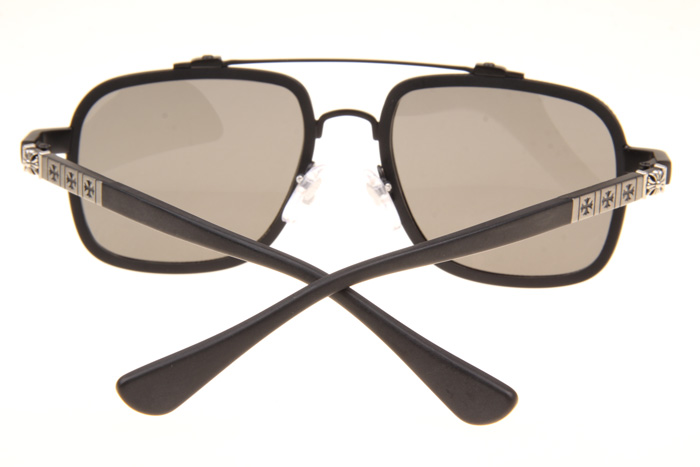 C-H Hardman Sunglasses In Black